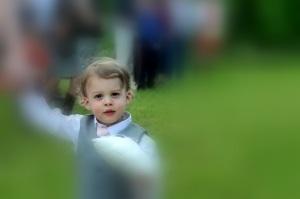 our grandson